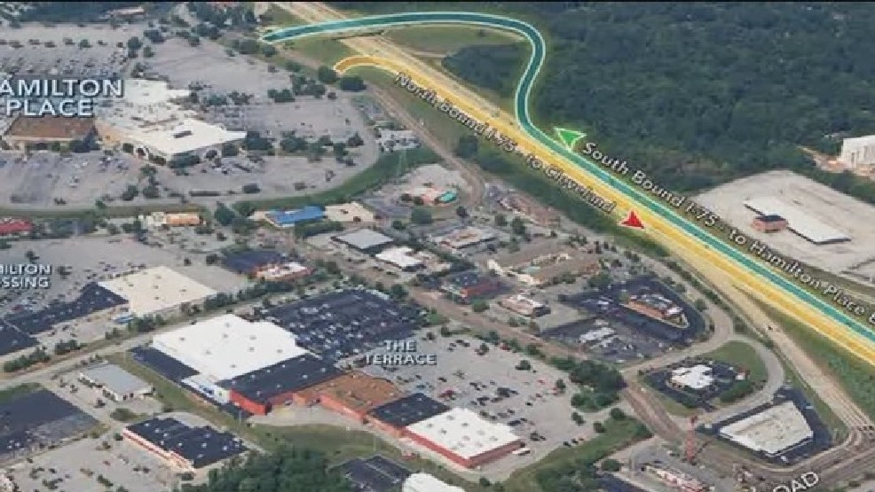 A New Interchange Could Reduce Hamilton Place Traffic | WTVCFOX